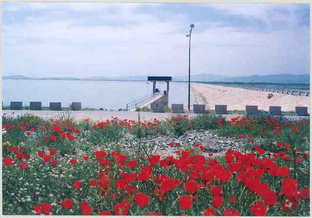 سه سد استان آذربایجان غربی آماده استقبال از مهمانان نوروزی