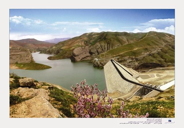 آغاز رهاسازی آب از سد مخزنی ساروق تکاب به سمت دریاچه ارومیه